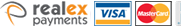 Realex, Visa, Mastercard, AMEX &amp PayPal Accepted