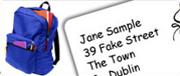 Address Labels for Kids