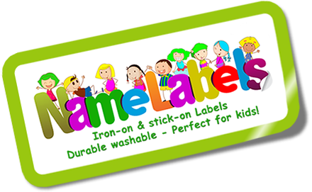 NameLabels.ie - Iron-on & Stick-on Labels