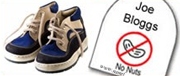 Labels for Kids Shoes
