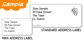 Address Labels Sample